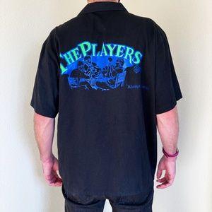 Retro The Players Bowling shirt !!!